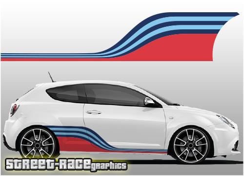 Alfa Martini graphics