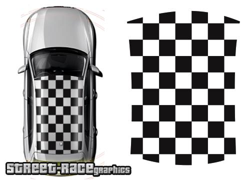 Alfa Romeo roof graphics