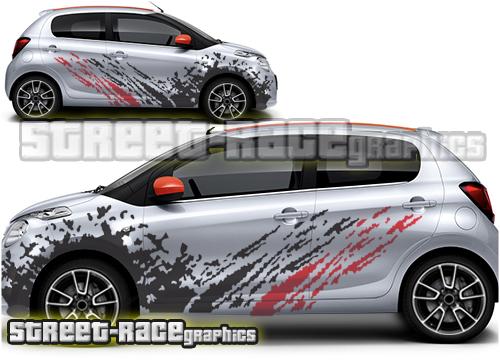 C1 Rally graphics