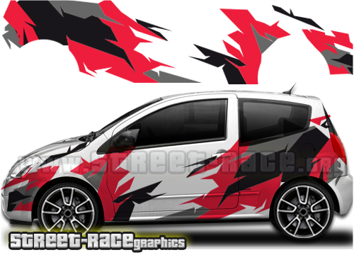 C2 Rally graphics
