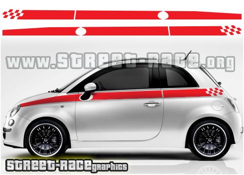 Fiat stickers