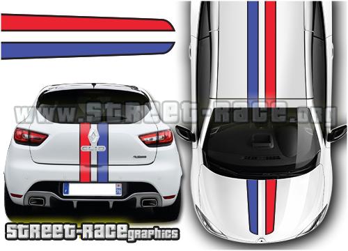 Renault 'OTT' stripes