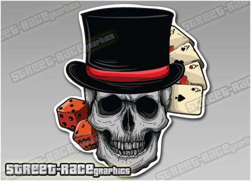 Small Skull stickers