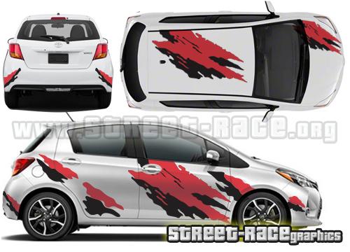 Toyota Rally kits