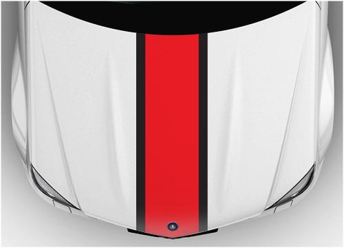 Universal bonnet stripes