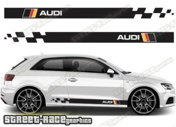 Audi graphics