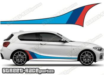 BMW 1 series stickers